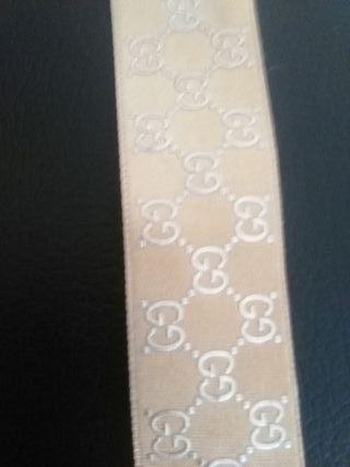 200 cm cinta de raso GUCCI