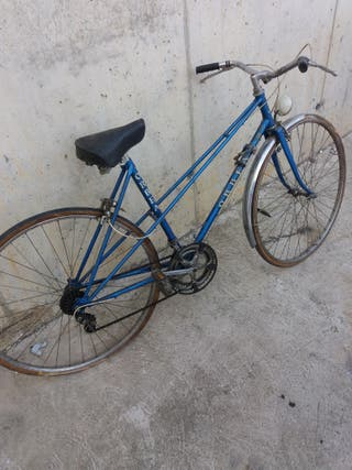Bicicleta Orbea antiguo