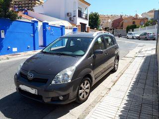 Toyota Corolla Verso 2007, pocos km, automatico