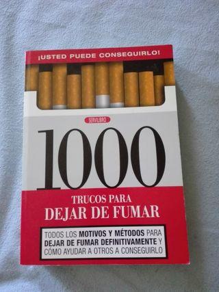 Libro para dejar de fumar