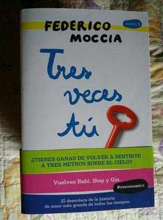 Tres veces tú- Federico Moccia