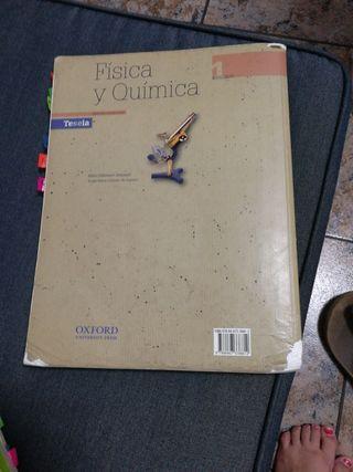 Libro física y química