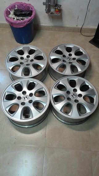 Llantas 16 5x114,3 Honda