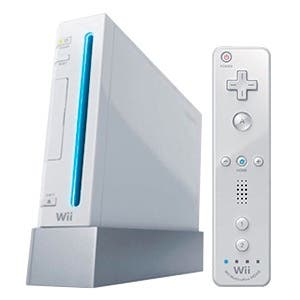 Wii con juegos!