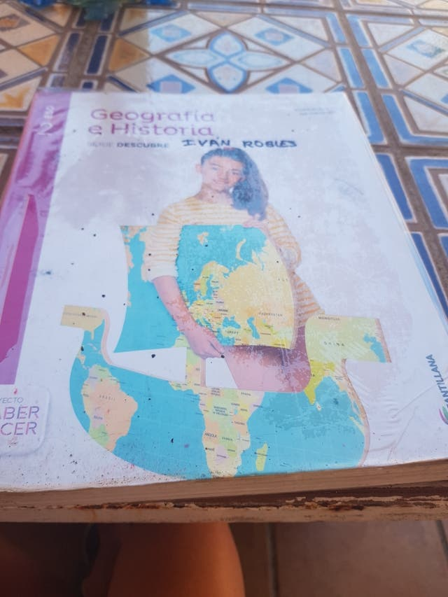 libro de 2° de ESo