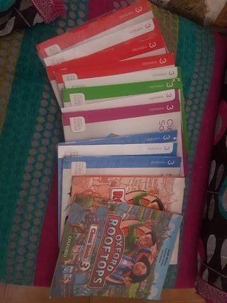 libros de 3 primaria Torrelaguna