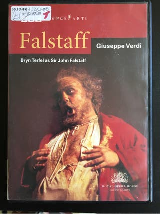 DVD - Falstaff