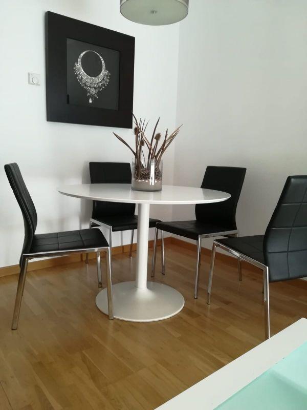 Mesa diseño comedor de segunda mano por 70 € en Lleida - wallapop