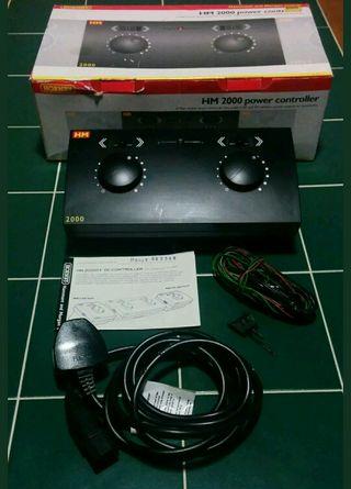 Hornby hm 2000 power controller.