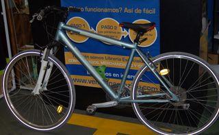 Bicicleta Btwin Model Riverside B