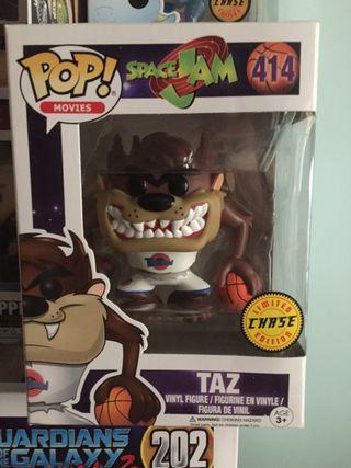 Funko Pop chase Taz