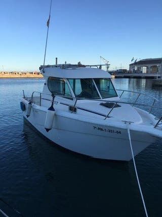 Barca Altair 7,5m