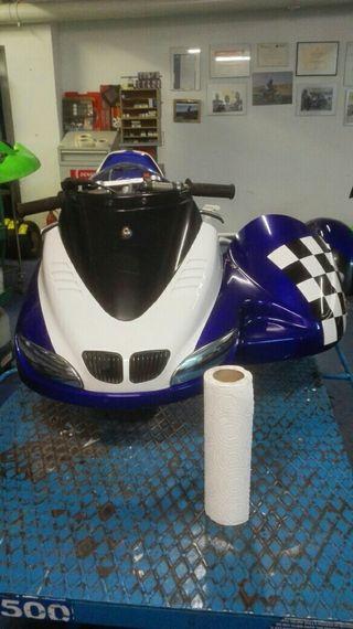 sidecar pocket bike