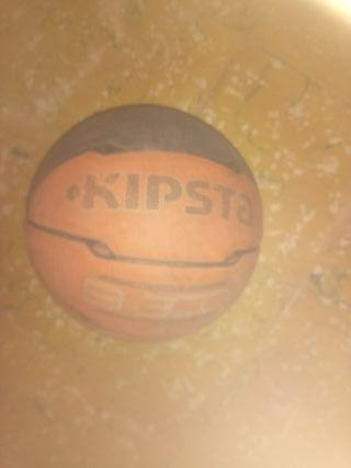 balón de basquet