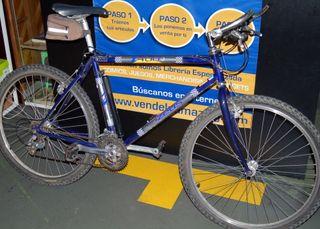Bicicleta ZEUS modelo Z400 montaña buen estado