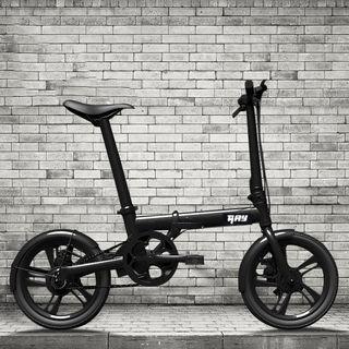 Bicicleta eléctrica plegable Ray Nueva