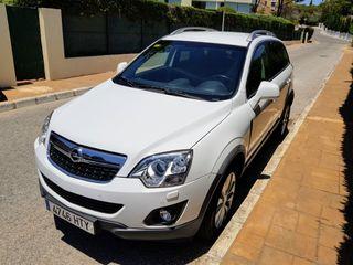 Opel Antara 2013 4x4 Automatic Diesel