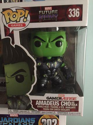 Funko Pop Hulk Amadeus cho