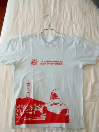 Camiseta hombre talla M
