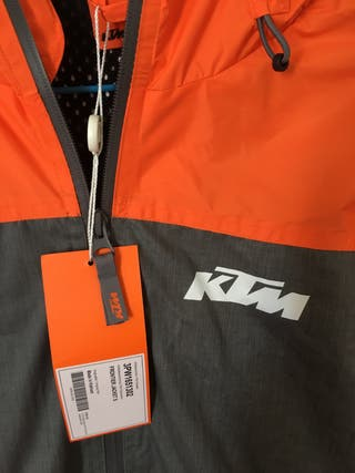 Chaqueta KTM Girls Frontier NUEVA