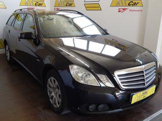 Mercedes-Benz Clase E 200CDI Blue Efficiency