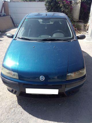 Fiat Punto 2002 automatico