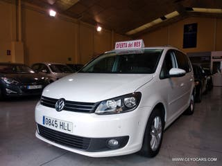 VOLKSWAGEN - TOURAN 1. 6 TDI ADVANCE 105