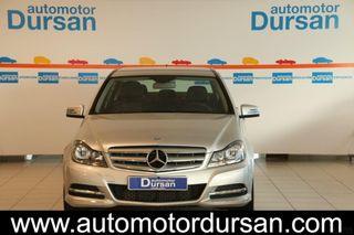 Mercedes Benz C 250 Mercedes Clase C C 250 CDI Blue Efficiency