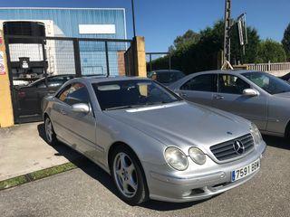Mercedes-Benz CL Coupe 2000
