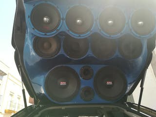 equipo de car audio