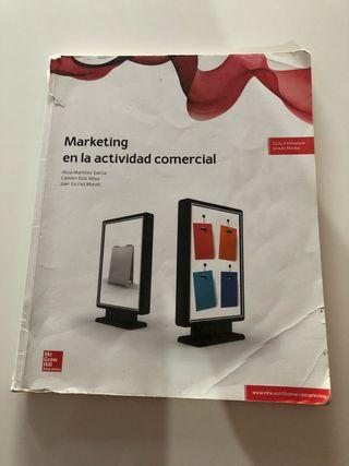 Marketing en la actividad comercial