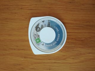 juego para PSP need for speed shift