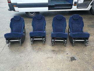 asientos individuales