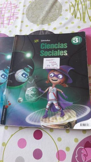 Ciencias sociales 3 primaria edelvives