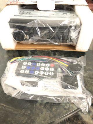 Oferta Radio un din bluetooth, usb, tarjeta Memoria