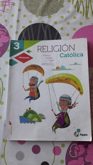 Religión 3 primaria eldelvives