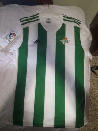 Camiseta Real Betis 2017
