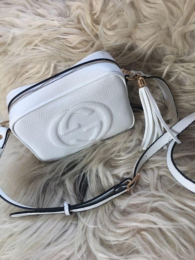 New Gucci disco style cross bag