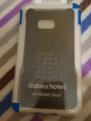 keyboard cover note 5