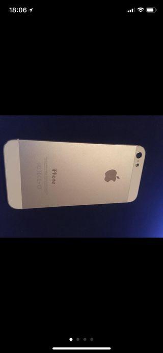 Iphone 5 plata