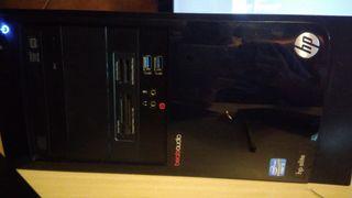 I7-3770@3,40GHz con 16 GB Ram y SSD 240 GB