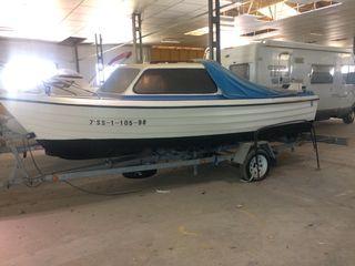 Barco de fibra taylor