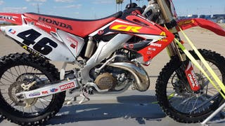 honda cr 250 2004 mas carro