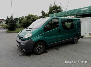 Opel Vivaro 1.9. Diésel 100cv