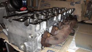 Despiece motor BMW 330D e46