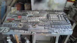lote de anagramas coches antiguos