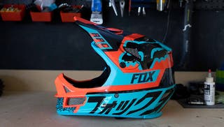 casca fox rampage pro carbon