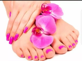 MANICURA Y PEDICURAS LOW COST!!!!