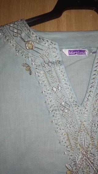 conjunto camisola y bermuda