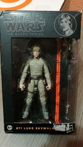 Luke Skywalker Bespin Black Series #11